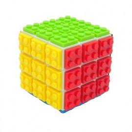 Cubos Rubik Fanxin Lego Cube 3x3