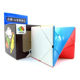 Cubos Rubik Fanxin Skewb Twist Colored