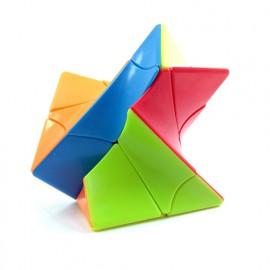 Cubos Rubik Fanxin Skewb Twist Colored
