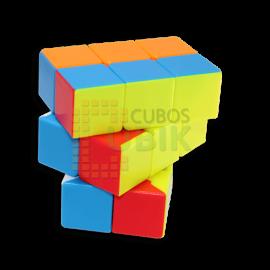 Cubos Rubik Fanxin 3x3x2 Colored