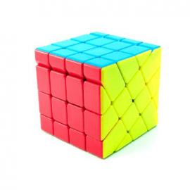 Cubos Rubik Fanxin WindFire 4x4 Colored