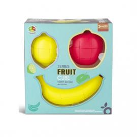 Cubos Rubik Fanxin Gift Box Frutas