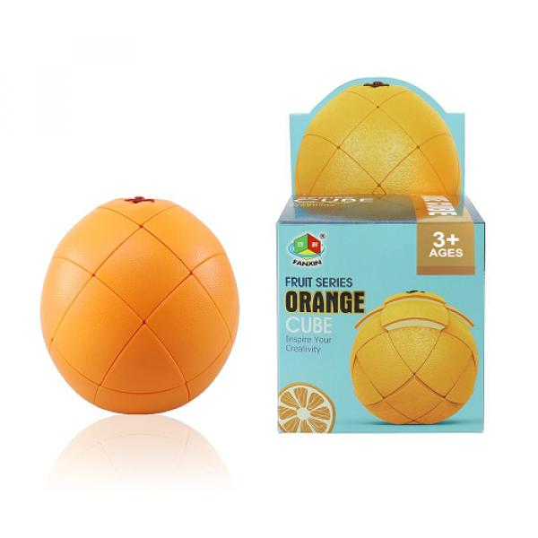Cubos Rubik Fanxin Naranja Orange