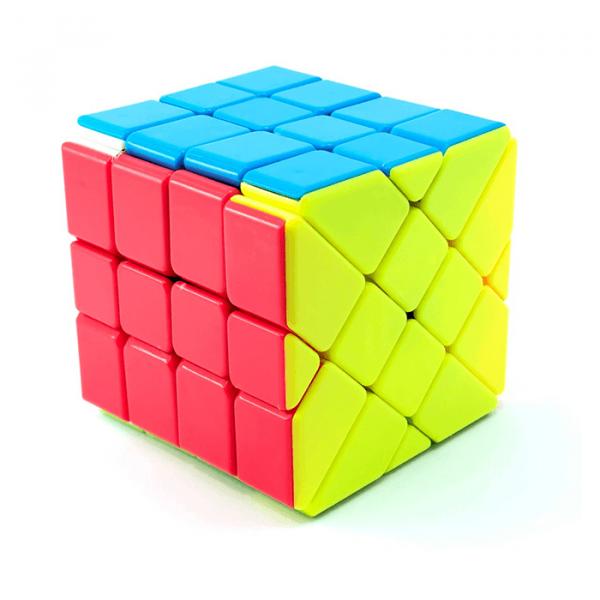 Cubos Rubik Fanxin Fisher 4x4 Colored