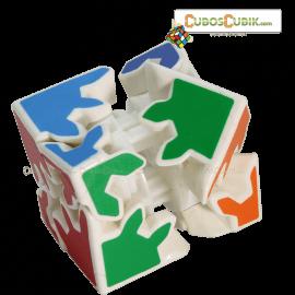 Cubos Rubik Gear 2x2 Base Blanca