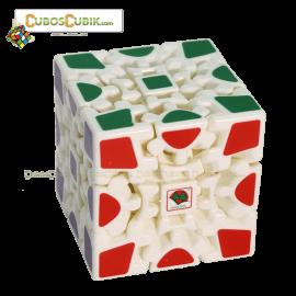 Cubos Rubik Gear V1 Base Blanca