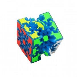Cubos Rubik HelloCube 3x3 Gear V1 Azul