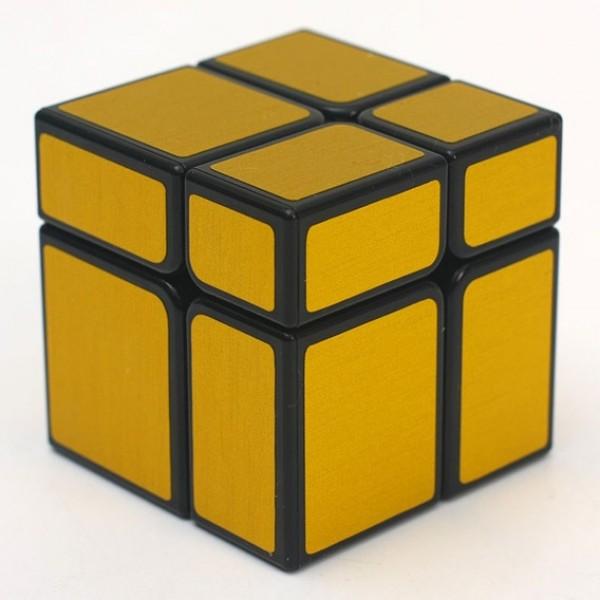 Cubo Rubik Z Mirror 2x2 Dorado