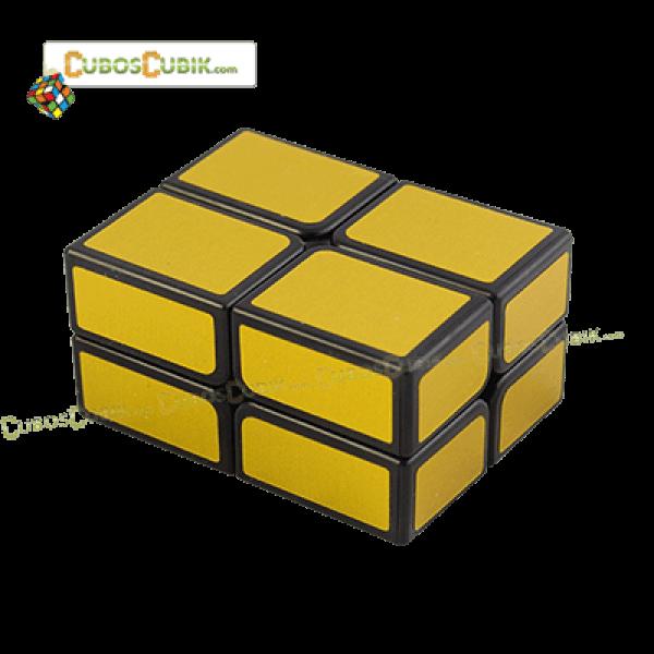 Cubo Rubik 2x2 Rectangular Amarillo