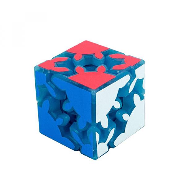 Cubos Rubik Gear 2x2 Base Azul