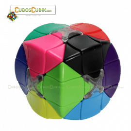 Cubos Rubik Armadillo Cube 3x3 12 Colores
