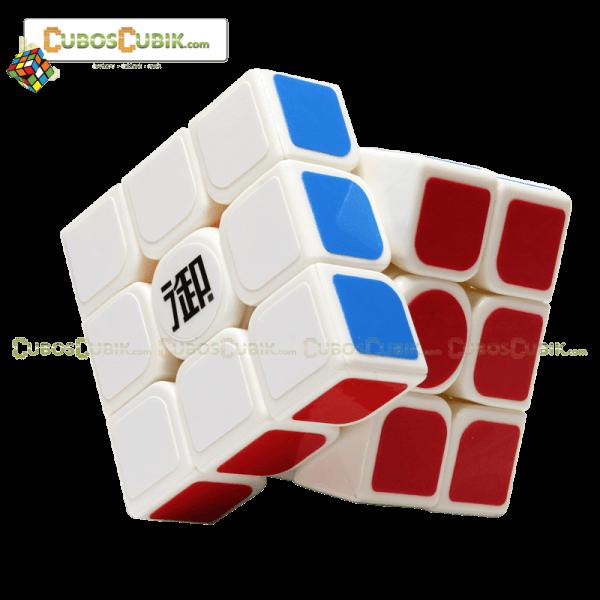 Cubos Rubik KungFu QingHung 3x3 Blanco