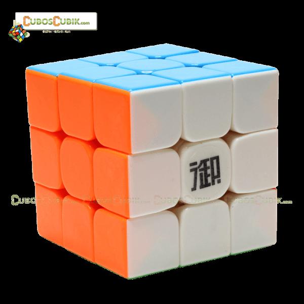 Cubos Rubik KungFu QingHung 3x3 Colored