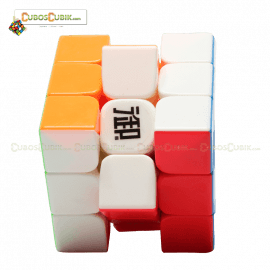 Cubos Rubik KungFu QingHung 3x3 Colored