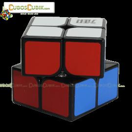 Cubos Rubik KungFu YueHun 2x2 Negro