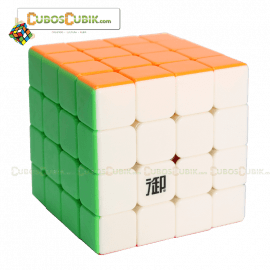 Cubos Rubik KungFu CangFeng 4x4 Colored