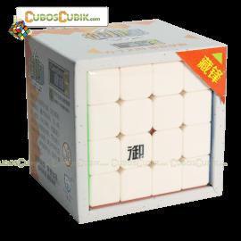 Cubos Rubik KungFu CangFeng 4x4 Colored