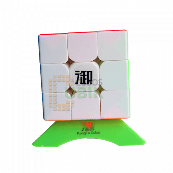 Cubos Rubik KungFu Longyuan 3x3 Colored