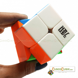 Cubos Rubik KungFu YueHun 2x2 Colored