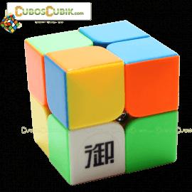 Cubos Rubik KungFu YueHun 2x2 Colored