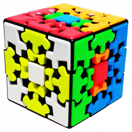 Cubos Rubik KungFu Gear V1 Tiles Colored
