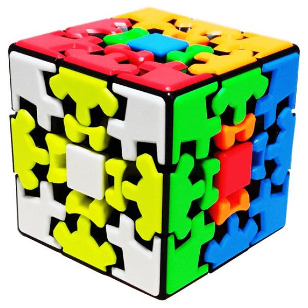 Cubos Rubik KungFu Gear V1 Tiles Colored