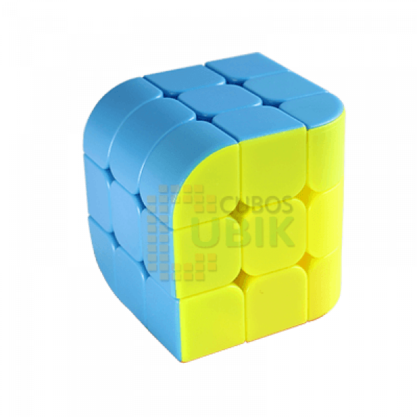Cubos Rubik Penrose Z Colored