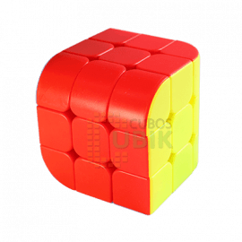 Cubos Rubik Penrose LeFun Colored