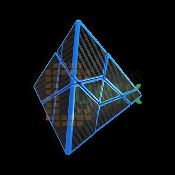 Cubos Rubik LeFun Ghost Pyraminx Azul