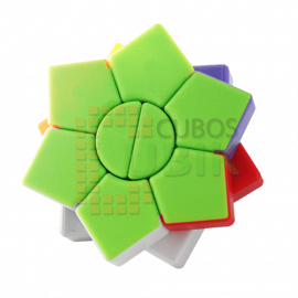 Cubos Rubik LeFun Magic Dart Colored