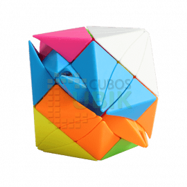 Cubos Rubik LeFun Moyan Evil Eye Colored