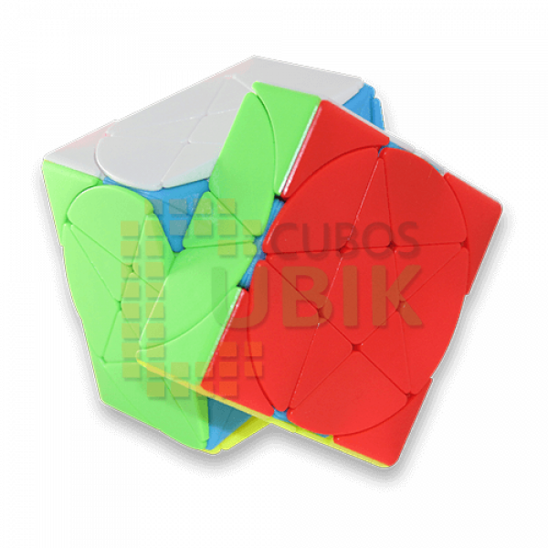 Cubos Rubik LeFun Pentacle Colored