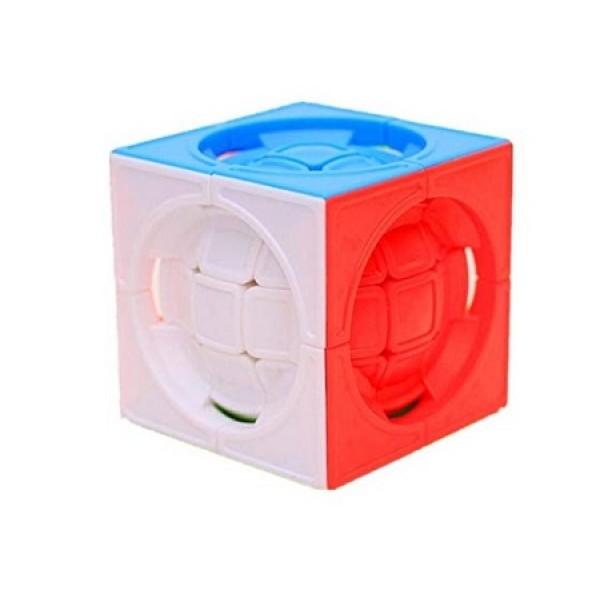 Cubos Rubik LeFun Centrosphere Deformed 3x3 Colored