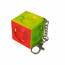 Cubos Rubik Llavero Centrosphere Colored