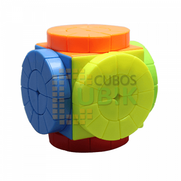 Cubos Rubik Time Machine LeFun Colored