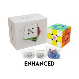 Cubos Rubik MSCUBE MS3-V1 M 3X3 Enhanced Negro