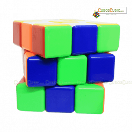 Cubos Rubik He Shu Magic Cube 18 cm. Colored