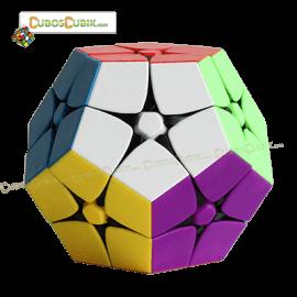 Cubos Rubik Megaminx 2x2 Colored