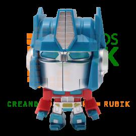 Cubos Rubik Fantasy Robot 2x2 Azul