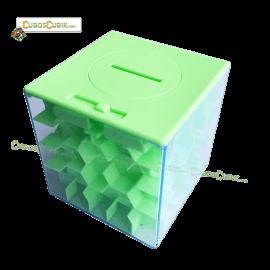 Cubos Rubik Maze Money v2 Alcancía en Cubo