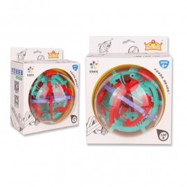 Cubos Rubik Yuxin Maze Ball Colored