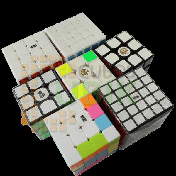 REMATE Cubos Rubik Diferentes Modelos Nivel 5