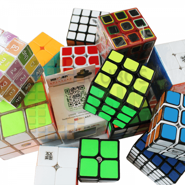 REMATE CubosRubik Diferentes Modelos Nivel 3