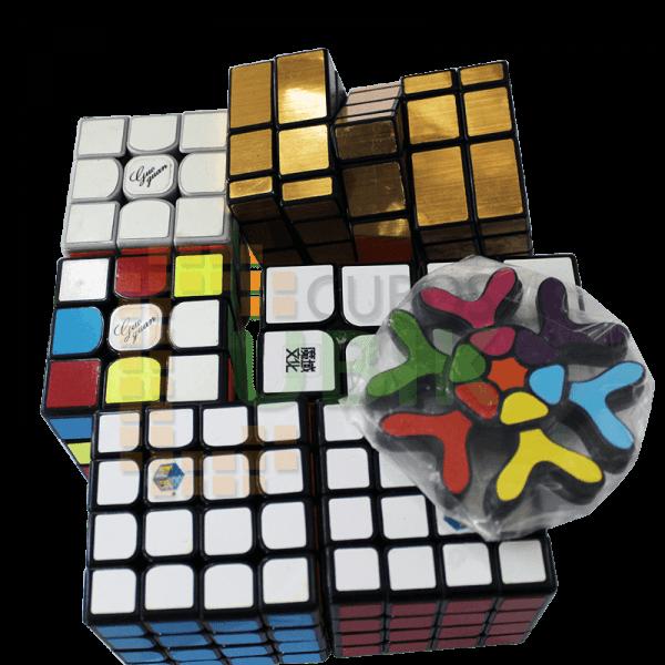 REMATE CubosRubik Diferentes Modelos Nivel 4