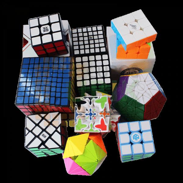 REMATE Cubos Rubik Diferentes Modelos Nivel 6