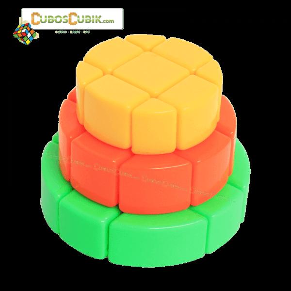 CuboRubik Tarta 3x3 Pastel (Cake)