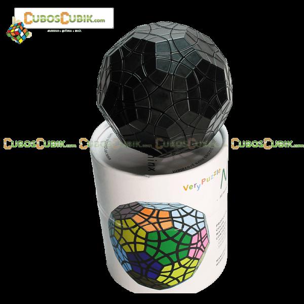 Cubos Rubik VeryPuzzle Tuttminx V5 Base Negra