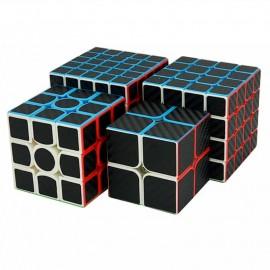Cubos Rubik Paquete Cobra 2x2, 3x3, 4x4 y 5x5