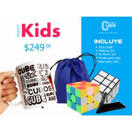 Cubos Rubik Paquete Kids 2020
