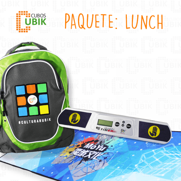 Paquete Regreso a Clases Lunch